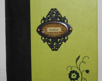 Create Art Journal, Glue Book