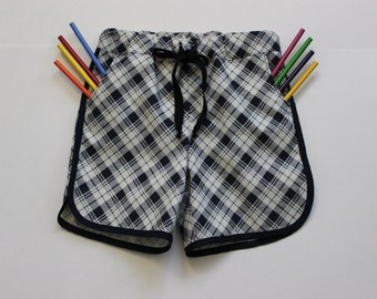 shorts size 2T  boys or girls cotton