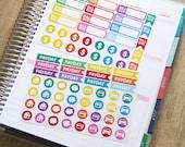 75 Rechnung aufgrund Zahltag Sticker, Finanzen Aufkleber, Sticker, Budget-Geld-Aufkleber, Aufkleber, Einsparungen Eclp Filofax glücklich Planer kikkik