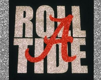 ROLL TIDE Alabama A Shirt