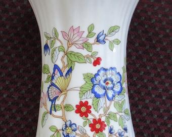 TARA  Vase Harmony Floral Pattern Handmade in Galway, Ireland