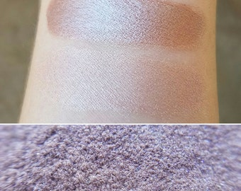 Smitten - Beige with Slight Pink Tint, Mineral Eyeshadow, Mineral Makeup, Pressed or Loose