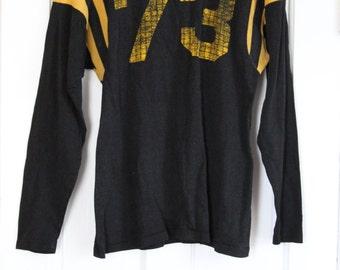 Vintage football jersey -- 1960s