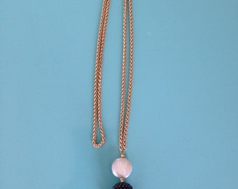 Tribal Trio Long Necklace