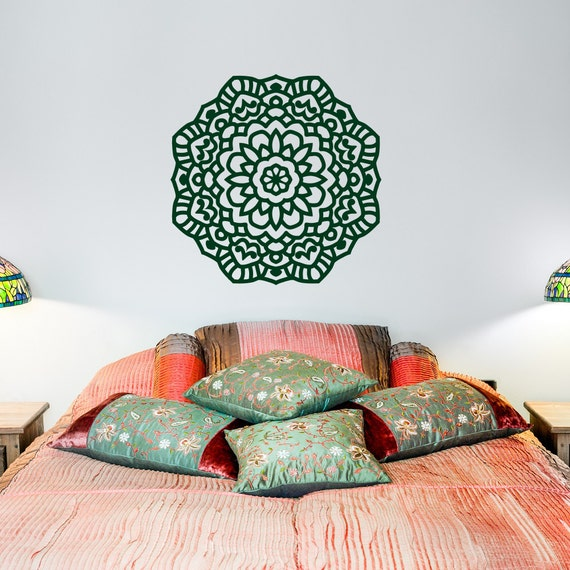 Decoracion Dormitorio Yoga ~   dormitorio dormitorio Yoga Studio pared Boho bohemio decoraci?n