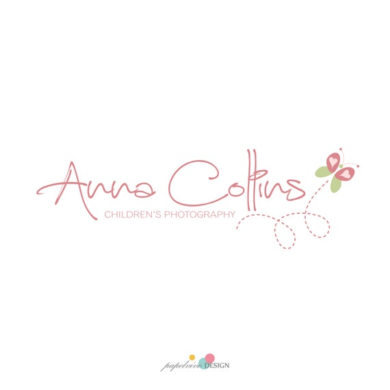 ... boutique logo / Events logo / Butterfly logo / Sweet logo + FREE