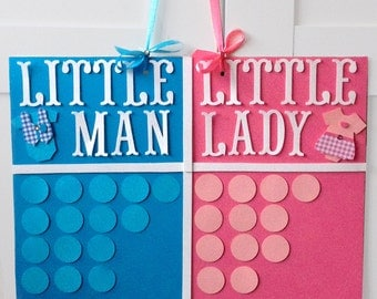 Gender reveal party decor, Gender reveal decorations, Gender reveal party, Gender reveal game, Gender reveal idea, boy or girl poster
