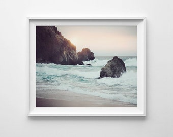 Beach Photography, Summer Art, Coastal Art, Shore Photography, Ocean Poster, Beach Poster, Costal Print, Beach Decor, Beach Photo, Wall Art