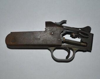 Antique Stevens Model 94 Action Gun Trigger Gun Parts Old Gun Parts