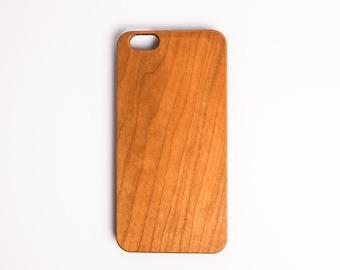 iPhone 7 Case Wood iPhone 7 Plus Wood Case iPhone 6 Case Wood iPhone 6 Plus Wood Case (Cherry Wood Slim)