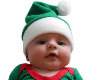 Elf Christmas Baby Hat - FOR BABIES