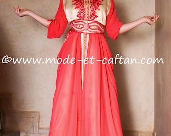 Kaftan fashion and design Caftan, an original series of caftan of creation!