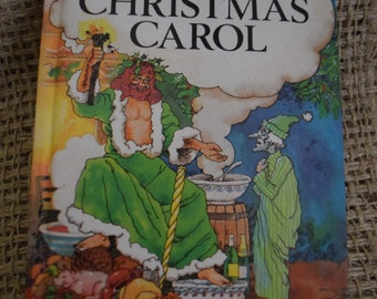 A Christmas Carol. Charles Dickens. A Ladybird Book