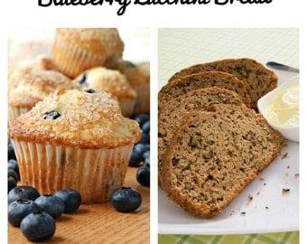 Blueberry Zucchini Bread Wax Tart Melt