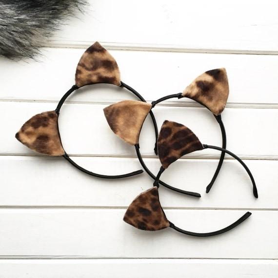 how to make animal ears headband