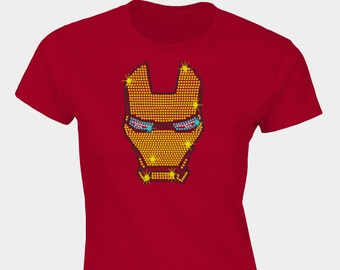 Ironman Ladies Rhinestone T-shirt