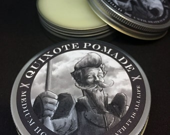 Quixote Pomade Medium Hold Oil Based