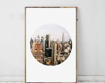 Urban City Photography, Urban Printable Art
