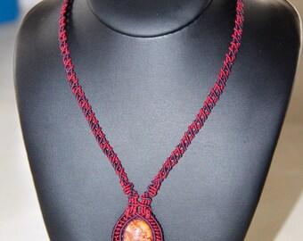 Sediment Jasper necklace