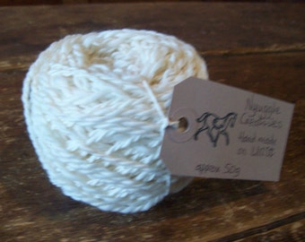 Prize winning hand spun Shetland wool