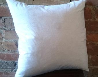 """16x16"""" down filled pillow insert"""