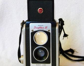 Kodak Duoflex III Box Camera