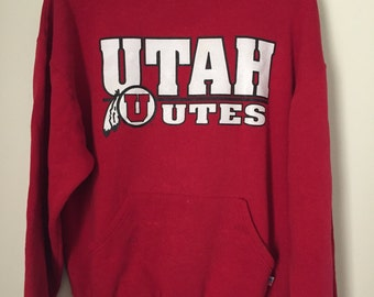 Utah Utes Hoodie