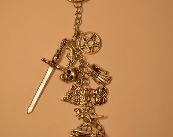Dresden Files Keychain