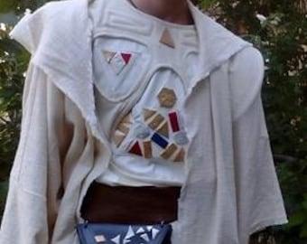 Star Trek Sybok cosplay costume/Sybok costume