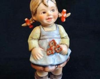 Flower Girl Hummel Figurine