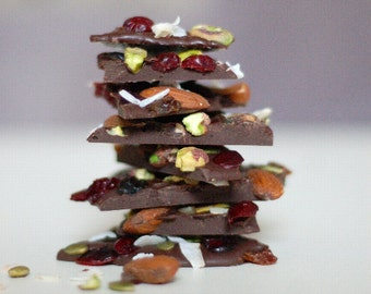 Christmas Chocolate Bark - Perfect Stocking Filler