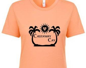 Castaway Cay Vacation Cruise Bahamas Shirt 1510