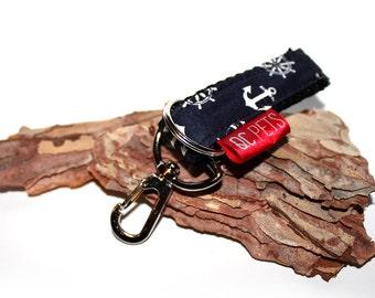 Sailor keychain Custom Made - by QC Pets
