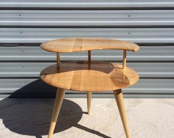 Retro coffee end table