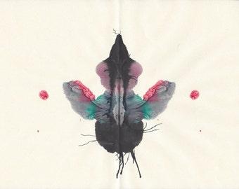 Original Inkblot - Fledgling