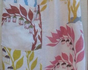 Vintage Cotton Knit MultiColor APRON