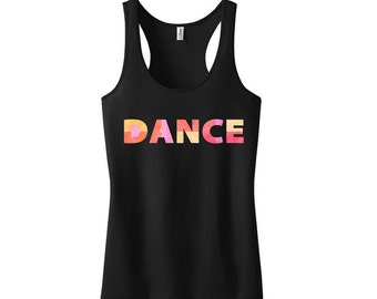 Dancer Racer Back Tank   PurDancewear