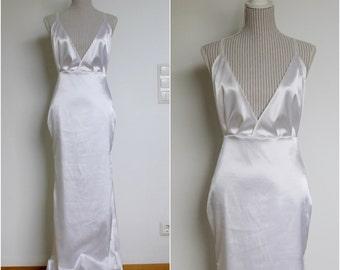 boho wedding dress etsy. Black Bedroom Furniture Sets. Home Design Ideas