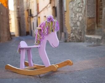 horse wood lilac