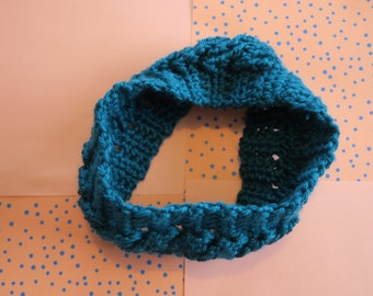 Cable Stitch Earwarmer/Headwrap