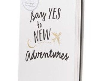 Say Yes Journal