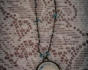 Fairy Beaded Necklace