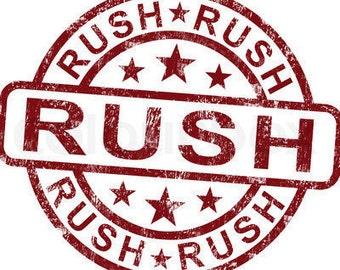 Rush Your Shipping