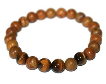 Bracelet for Guys Strength Bracelet for Men Everyday Bracelet Gemstone Jewelry for Men Bracelet Homme Men Rustic Bracelet Calming Bracelet