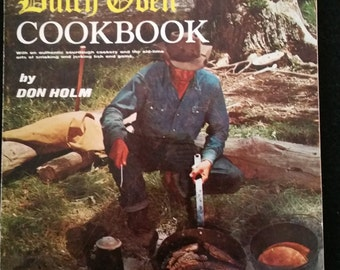 Old Fashioned Dutch Oven Cookbook