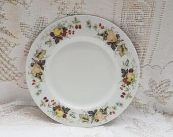 Royal Doulton Plate Miramount
