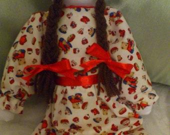 Amy Cloth Doll