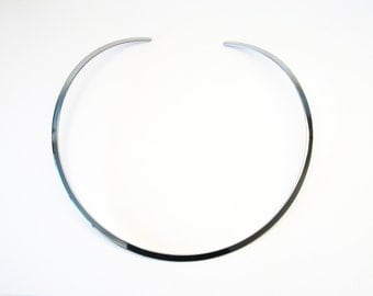 Choker Stainless Steel Necklace