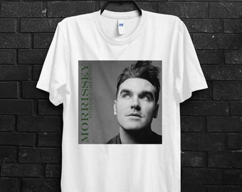 Morrissey Every Day Is Like Sunday Men T-Shirt, Morrissey Shirt, Morrissey, The Smiths, 80's music, Alternative music, The Smiths shirt