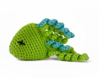 Fish Catnip Cat Toy, Dead Fish Toy, Crochet Catnip Cat Toy, Catnip Cat Toy, Catnip Cat Toys, Crochet Cat Toy